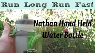 Nathan Handheld Water Bottle Review