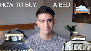 HOW TO BUY A BED UK - which bed is best for you?
