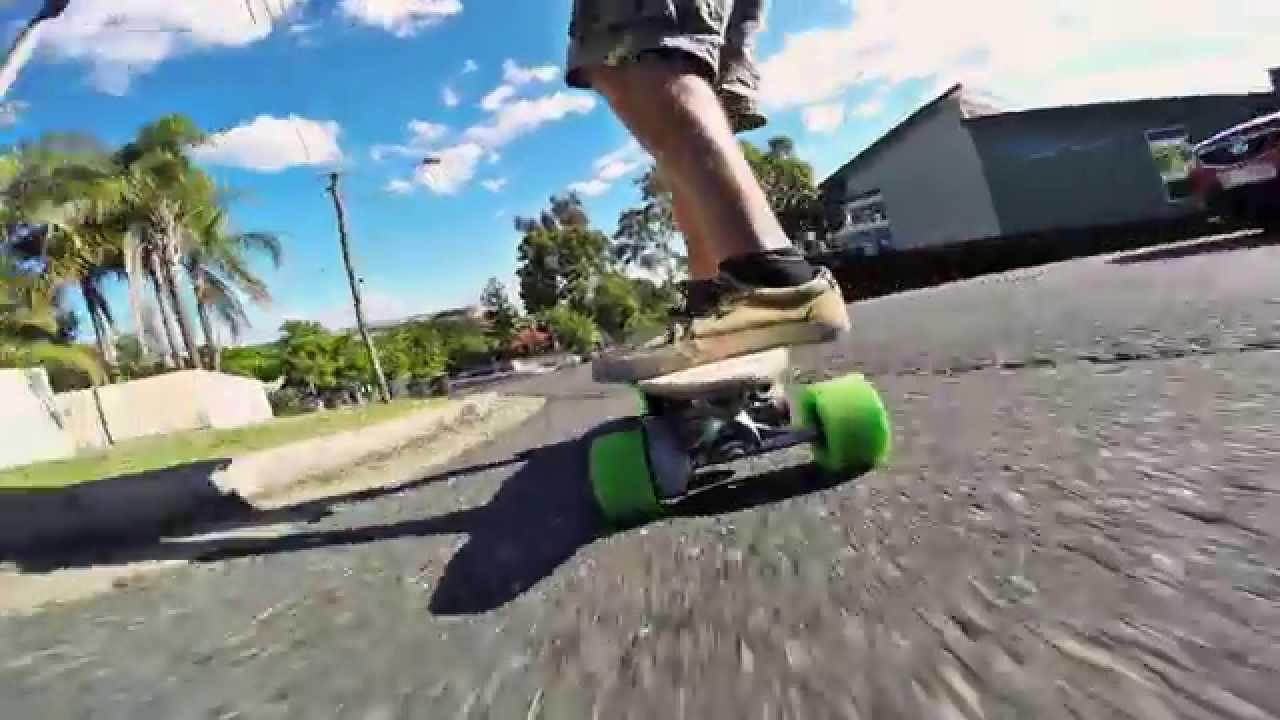 Fiik Electric Skateboards  The Fiik Australia team hit Brisbane  YouTube