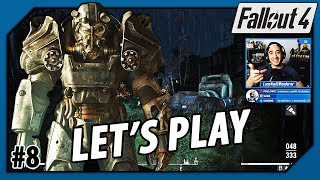 Fallout 4 - The Death Count in this Episode is Absurdly High (Let's Play - Modded Survival - Part 8)