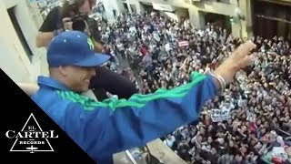 Daddy Yankee En Argentina Behind The... @ www.OfficialVideos.Net