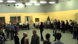 Разучиваем танцы к балу. Вальс-мазурка. Часть 1