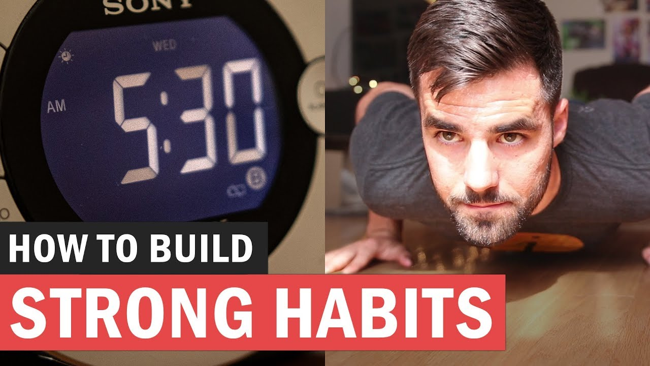 What to Do When You're Too Lazy to Stick to Your Habits - YouTube