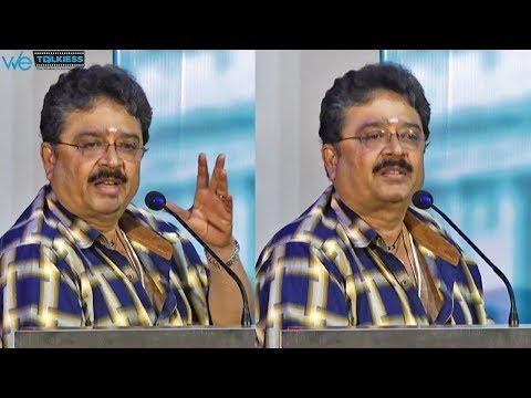 Vishal arrogance will make him lose in the coming Nadigar sangam elections - Sve sekhar Bold speech