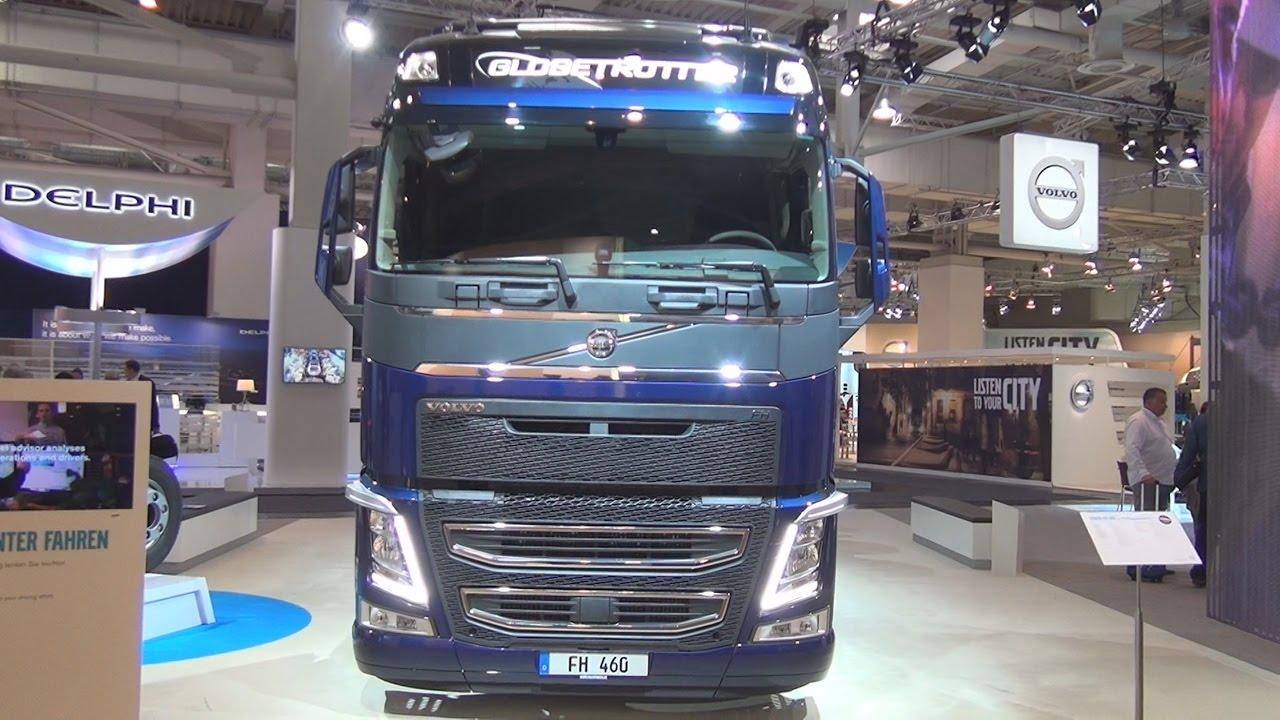 2018 volvo tractor trailer. exellent tractor volvo fh 460 6x2 tractor truck 2017 exterior and interior in 3d  youtube intended 2018 volvo tractor trailer r