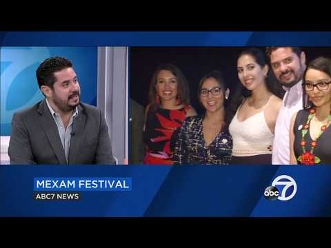 Counsel General of Mexico in SF discusses MEX AM Festival