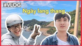 Gambar cover Ngày lang thang của Phi và Hải   Quan Âm Các - Lotte Mart - Mũi Nghinh Phong   Vũng Tàu Vlog