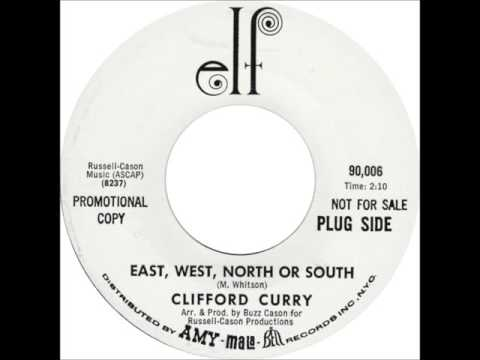 Clifford Curry - East, West, North Or South
