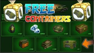 Tanki Online Road To Legend #6 ( New Uptade Missons Containers)
