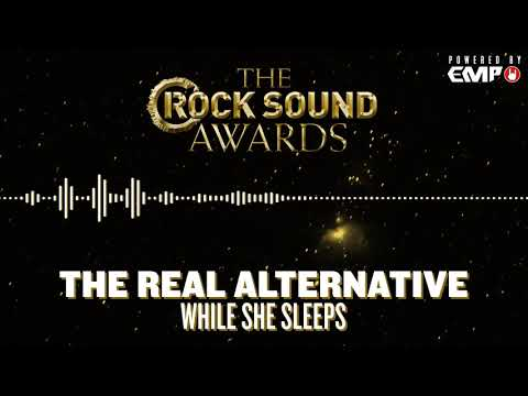 Rock Sound Awards Powered By EMP: The Real Alternative - While She Sleeps