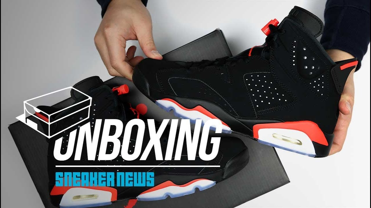 dfedd6b3cb1c5f Why The Legendary Jordan 6 Infrared Is Among 2019 s Best - YouTube