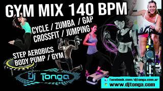 New Mix MUSIC GYM 140 BPM Zumba Jumping Crossfit Indoor Cycle GAP Step Aerobics Body Pump