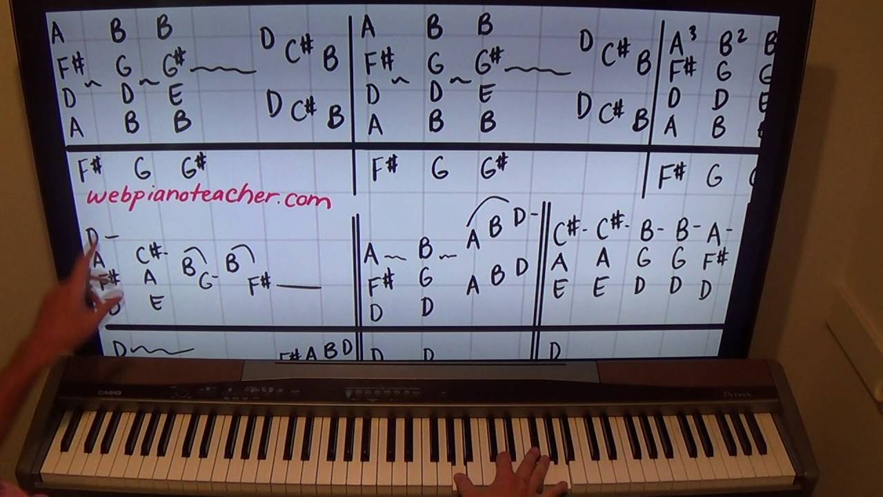 Rock and roll piano lesson youtube rock and roll piano lesson baditri Choice Image