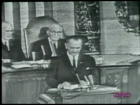 Lyndon B. Johnson Let Us Continue