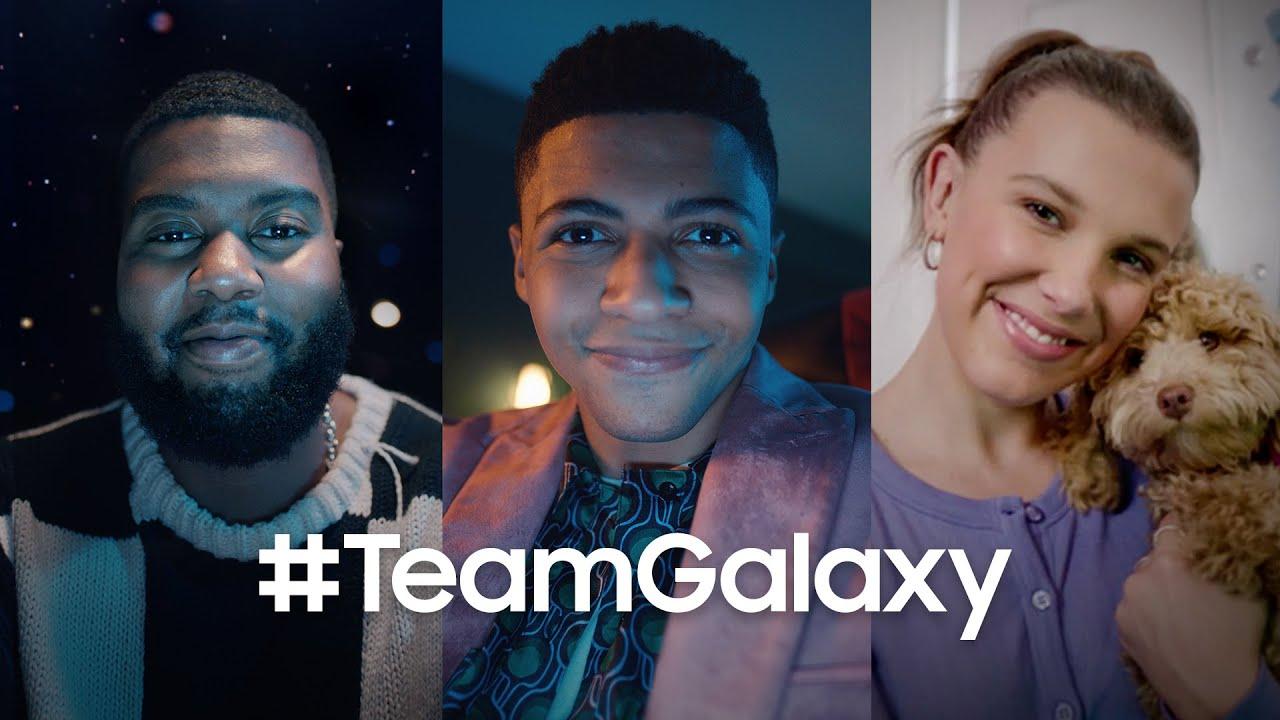 Team Galaxy - Bí quyết gia nhập