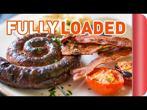 Fully Loaded English Breakfast Recipe  Big Night In