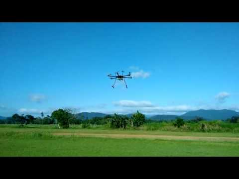 Hexacopter Drone Quanum 680 UC Pro