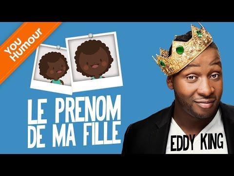 EDDY KING - Le prénom de ma fille