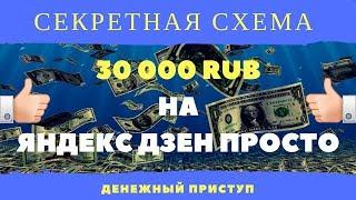 Dzen Magic Софт для Яндекс Дзен! Вывести канал на монетку