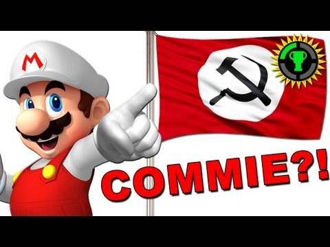 Thumbnail: Game Theory: Mario is COMMUNIST?!?