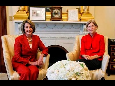 Nancy Pelosi: 'Elizabeth Warren doesn't speak for the Party'