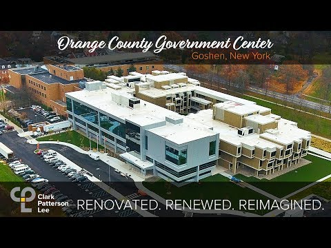 A tour of the Orange County Government Center