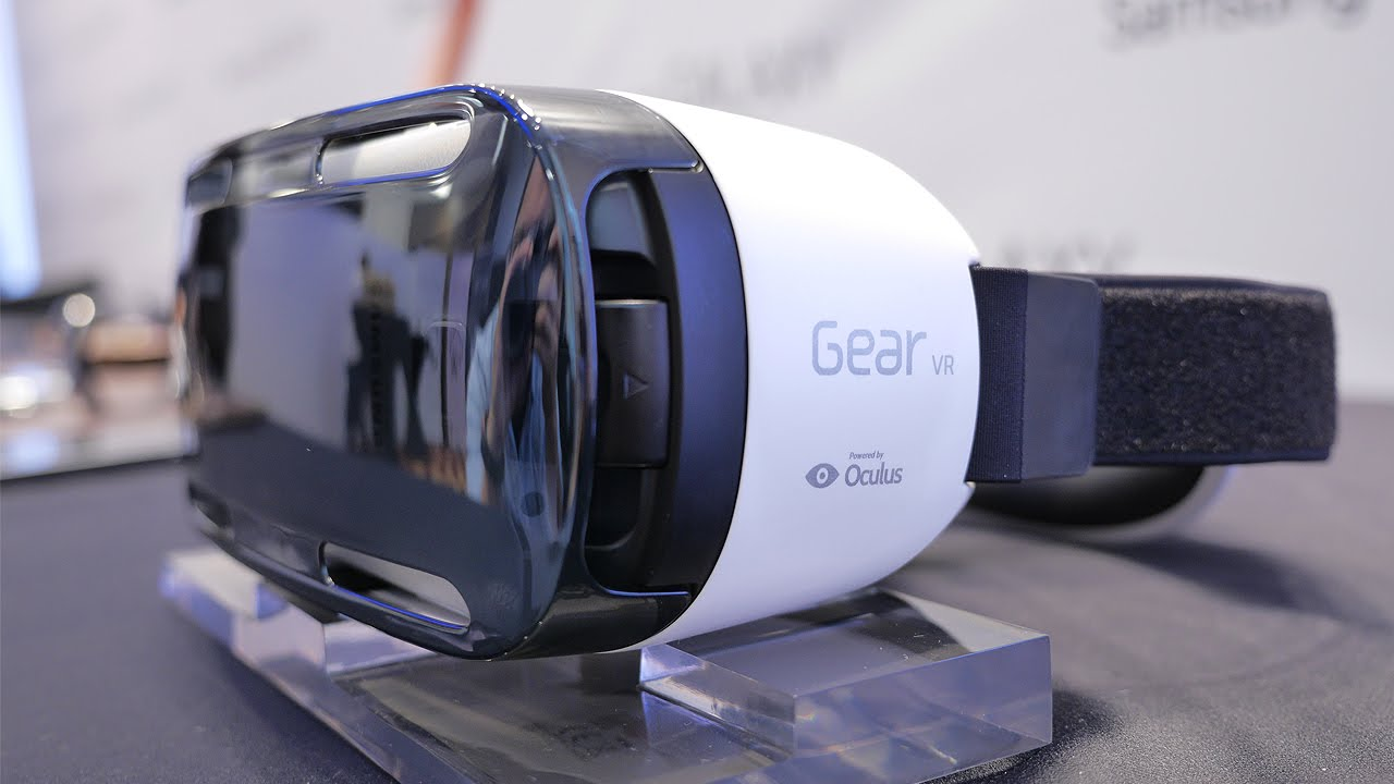 Samsung Gear Vr Brille Preis : Samsung gear vr: blick in die virtual reality brille youtube