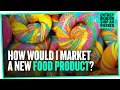 How Would I Market a New Food Product?