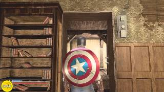 Captain America: Super Soldier Playthrough (part 2)