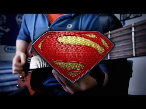 Man of Steel - An Ideal of Hope on Guitar