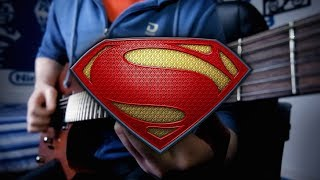 Download Hindi Video Songs - Man of Steel - An Ideal of Hope on Guitar