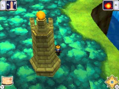 Golden Sun: Dark Dawn - Exploring Weyard + AR Codes in Description ...