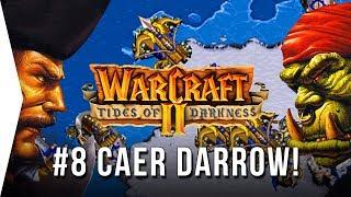 Warcraft 2 ► #8 THE RUNESTONE AT CAER DARROW - Tides of Darkness - [Nostalgic GOG RTS Gameplay]