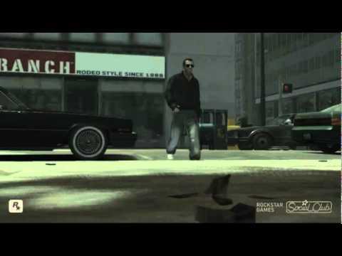 Eminem - Not Afraid (GTA 4 PARODY)