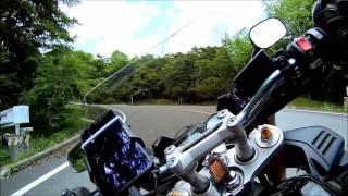 Feiyu Tech WG Lite バイク使用テスト