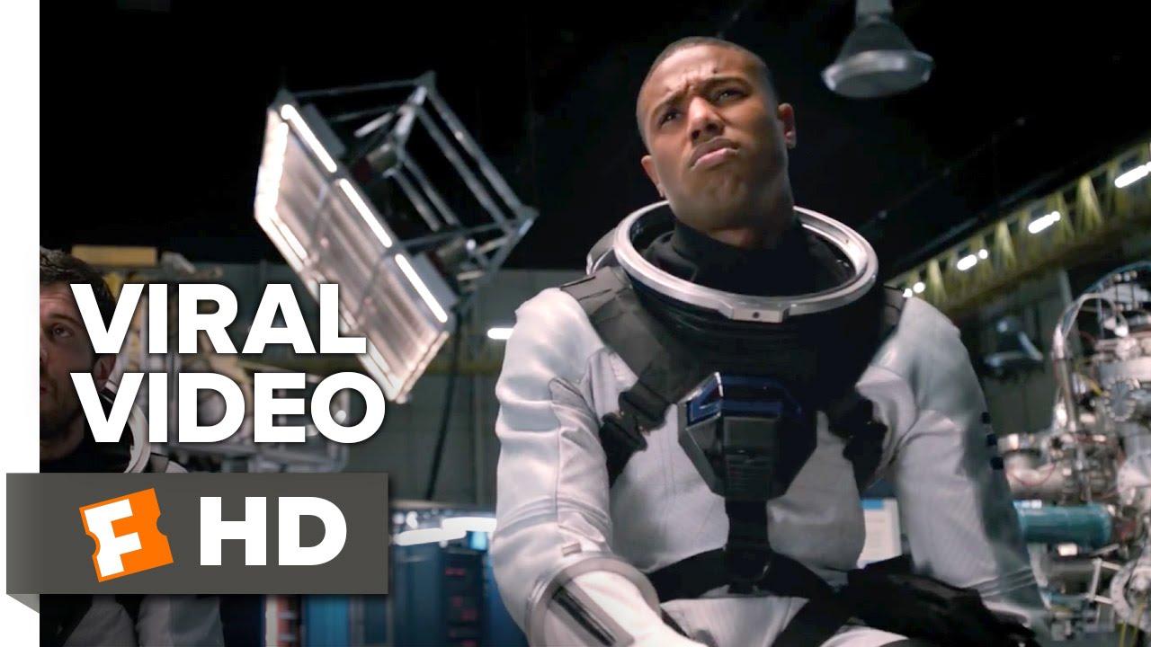 bd4eac6b28bdd6 Fantastic Four VIRAL VIDEO - The Human Torch Power Piece (2015) - Michael B.  Jordan Movie HD - YouTube
