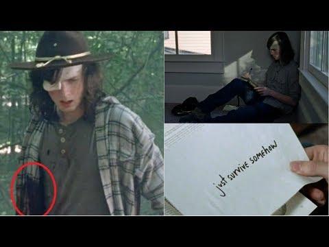 Análisis con spoilers del 8º episodio de la 8º temporada de The Walking Dead: Todo sobre Carl