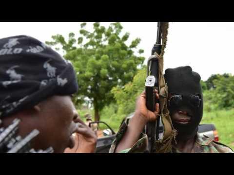 News Update Ivory Coast mutiny: Shooting in Abidjan, Bouak and Daloa 15/05/17