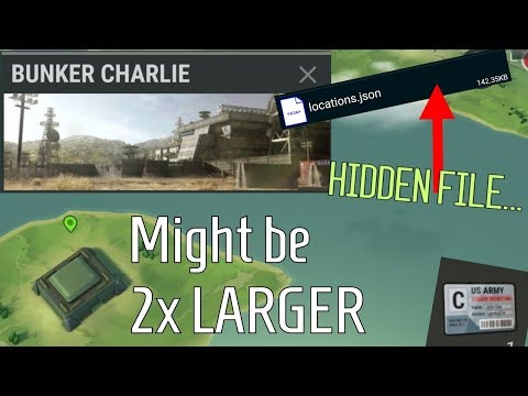 BUNKER CHARLIE'S SECRET LEAKED... - Last day on Earth: Survival