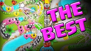 "BTD Battles - vs ""The Best"""