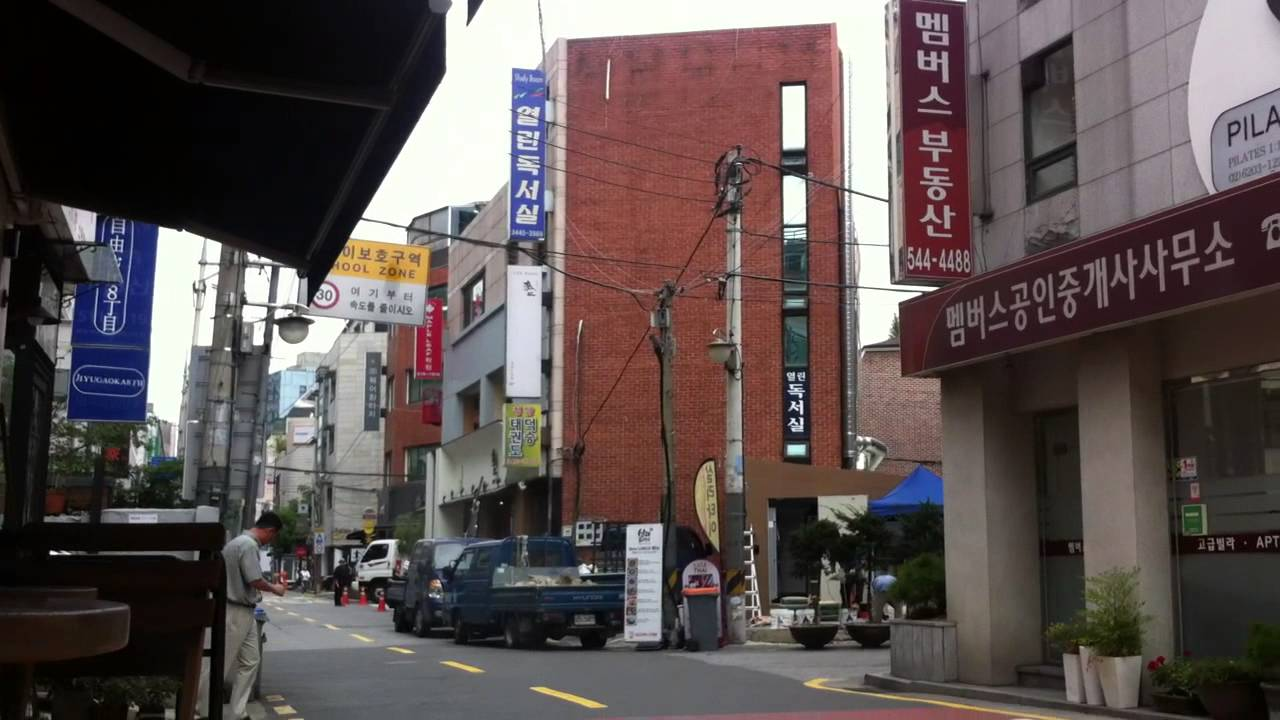 Visiting JYP Entertainment