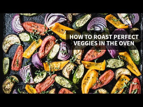 How you can Cut and Roast Vegetables