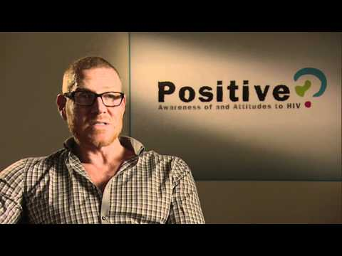 Interview with David Stuart for the 'Positive?' HIV resources