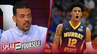 Download Matt Barnes defends Tom Izzo, says Zion will be a better pro than Morant | CBB | SPEAK FOR YOURSELF Mp3 and Videos