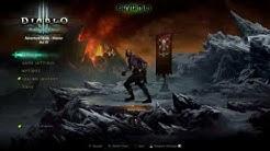 How seasons work on Console Diablo 3