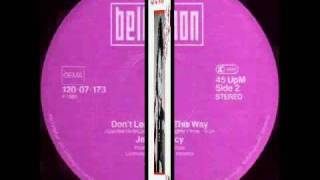Play Don't Leave Me This Way (12 mix)