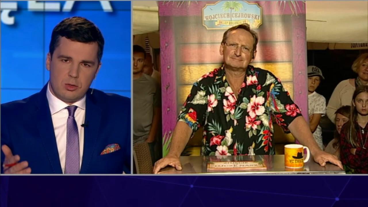 Cejrowski i Rachoń o Niemcach i Prezydencie Trumpie