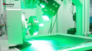 Green pulse laser welding is specially designed to weld copper and ...