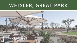 SOLD OUT Whistler at Pavilion Park, A Great Park Neighborhood in Irvine Community Tour
