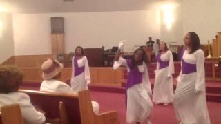 BTCME Praise Dancers I Need Just A Little More Jesus